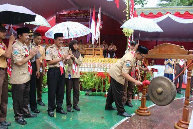 SMAN 3 Sukses Gelar Sangra Palawa Open 2017 Se Jawa Timur